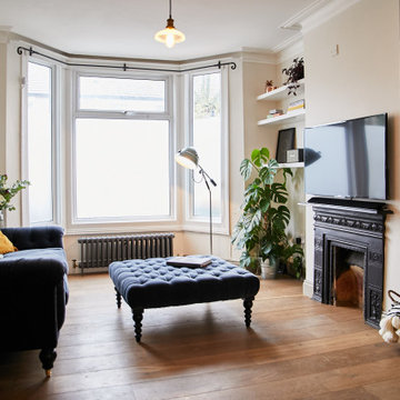 Home Styling & Staging East London Period Terrace House