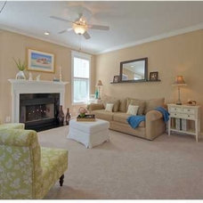 Tropical Living Room Home Sweet Home