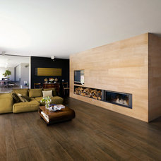 Contemporary Living Room by VersaTile Surfaces