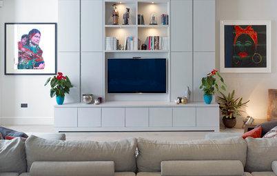 Smart Storage Tricks to Make Your Living Room Look Larger