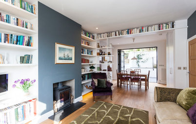 My Houzz: A Revamped Post-war Home Full of Light, Colour and Character