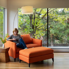 Midcentury Living Room by Design Platform