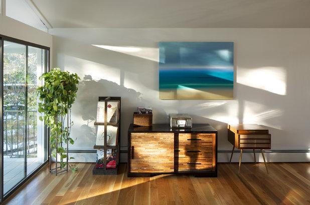 Retro Living Room by Design Platform