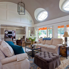 Traditional Living Room by Stephen T. Terhune, Architect