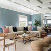 Designer Adds Double-Duty Function to a Renovated Double Parlor