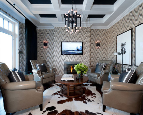 Living Room Wallpaper Ideas living room wallpaper ideas | houzz