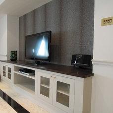 Modern Living Room by Slightly Quirky Ltd