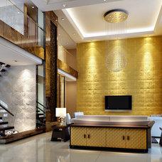 Modern Living Room by M&W interior & industrial design studio