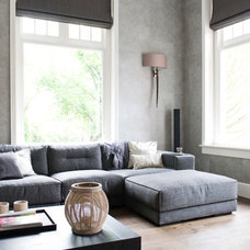 Contemporary Living Room by Baden Baden Interior