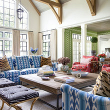 Houzz Tour: A Lake Retreat in Living Color