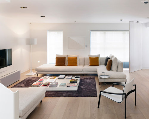 50 Scandinavian Living Room with a TV Stand Design Ideas - Stylish ...