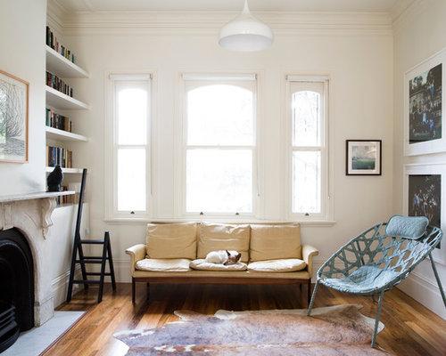 contemporary living room in sydney