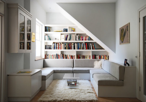 & 13 Stylish Storage Solutions for Living Rooms