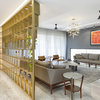 Ahmedabad Houzz: Grey Brings This Renovated Bungalow to Life