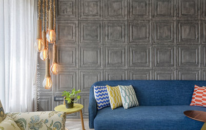 25 Wall Textures & Treatments That Can Transform Your Home