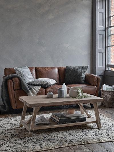 Scandinavian Living Room by House of Fraser