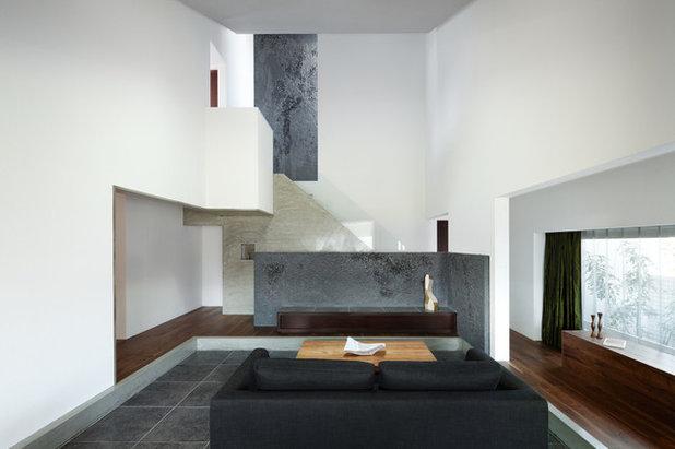 モダン リビング by FORM|KOICHI KIMURA ARCHITECTS