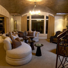 Living Room by Jaque Bethke for PURE Design Environments Inc.