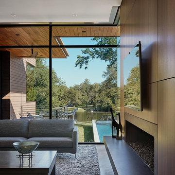 House on Hidden Pond