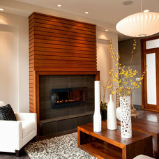 contemporary living room by JBD Design Group .