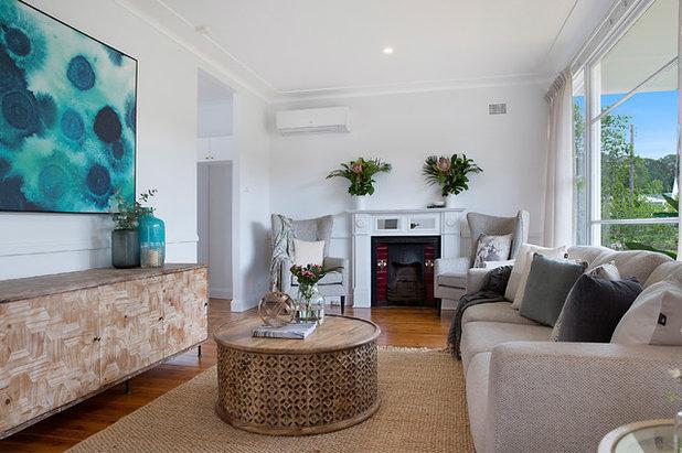 Living Room by Naomi Findlay Pty Ltd