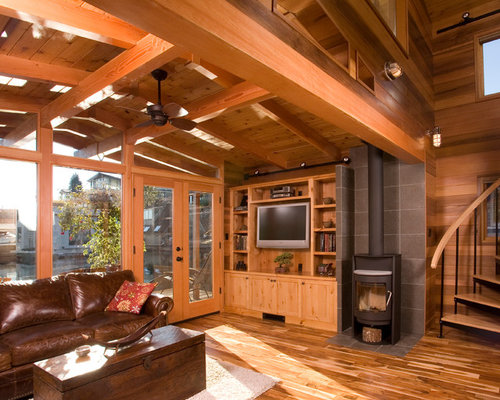 Woodstove Surround Home Design Ideas Pictures Remodel