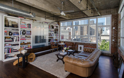 Houzz Tour: Stellar Views Spark a Loft's New Layout
