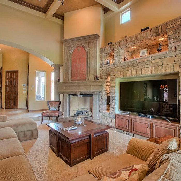 Houston - Tuscan Custom Home