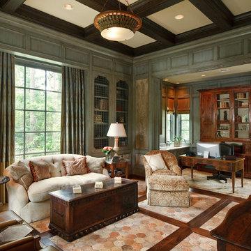 Houston Wooded Bayou Home