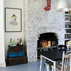 Houzz Tour: Comic Book Prints and Vintage Decor Punch Up a Dublin Home