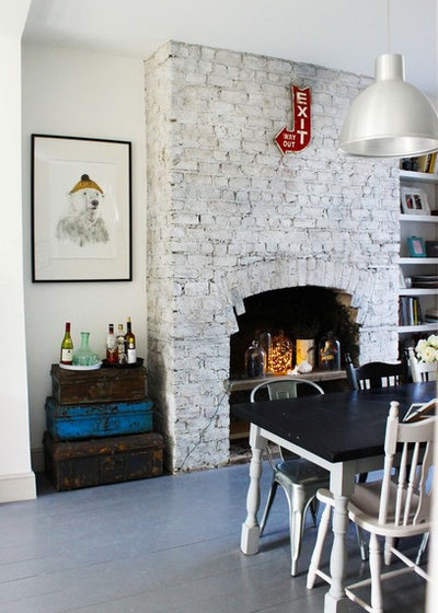 Eclectic Living Room By April And The Bear Part 62