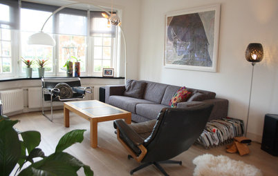 My Houzz: Contemporary Character in a Dutch Suburb