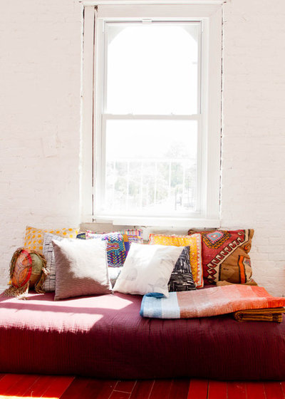 Indian Living Room by Rikki Snyder