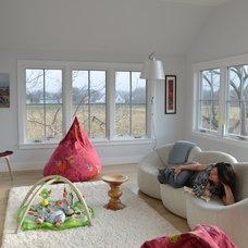 Contemporary Living Room Jeff Chmielewski