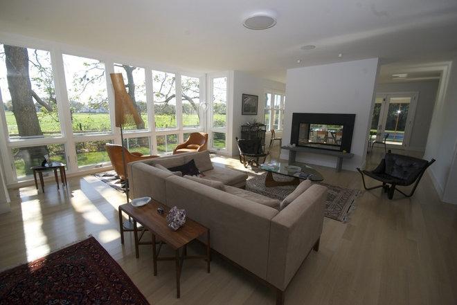 Contemporary Living Room The Living Room