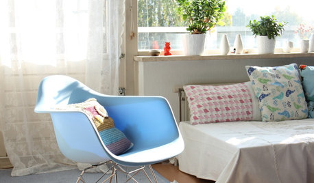 My Houzz: Vintage Finds and Handmade Pieces Create a Warm and Cosy Home