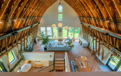Houzz TV: The Most Amazing Barn Conversion You will Ever See