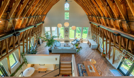 Houzz Tour: You've Never Seen a Barn Conversion Like This Before