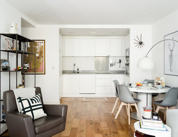 Hsiu's East London apartment