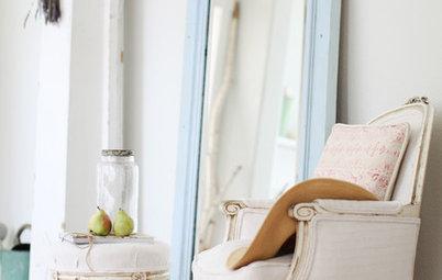 Decorating Ideas: 8 Smart Ways to Use Oversized Mirrors