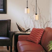 Living Room Lighting By Hubbardton Forge