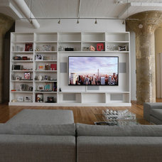 Contemporary Living Room by Best & Company