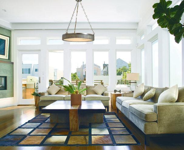 Living Room by Destination Lighting
