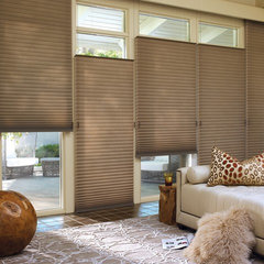 cellular shades by Homestead Window Treatments