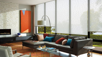 Hunter Douglas Alustra® Woven Textures® Roller ShadesContemporary, Contemporary
