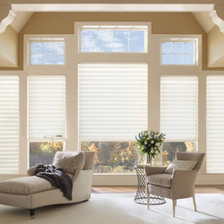 Hunter Douglas Full Product Line - Hunter Douglas Solera Window Shadings. A modern roman shade look for less money! - Today's Window Fashions Andover