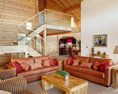 Rustic Living Room Ideas Photos