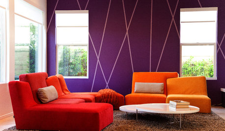 9 Ideas for Decorating the Living Room Walls on a Budget