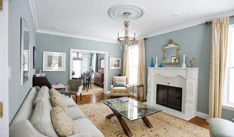 Huntley Living Room Renovation