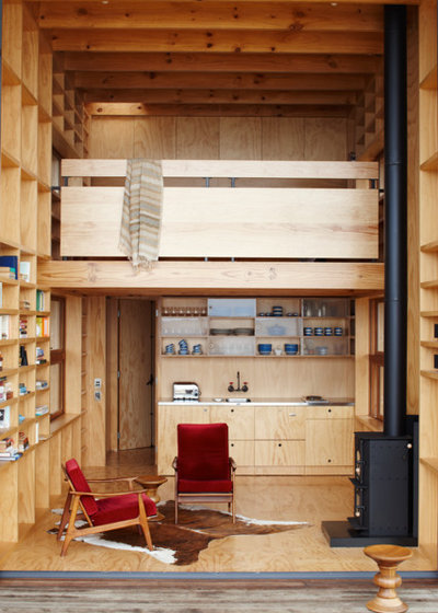 Maritimt Dagligstue by Crosson Architects